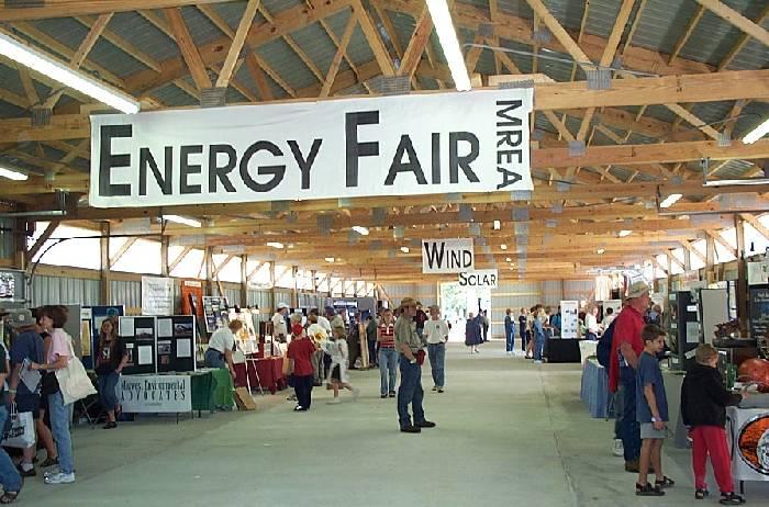 Midwest Renewable Energy Associacion Fair Mref